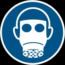 M017 : Protection des voies respiratoires obligatoires