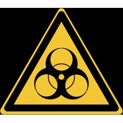 W009 : Danger, risque biologique