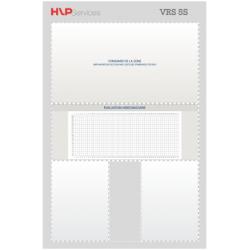 Panneau de VRS 5s