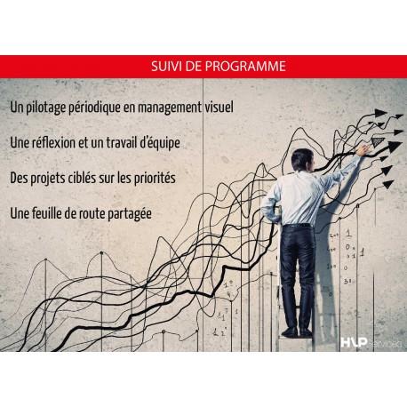 Panneau de management de programme