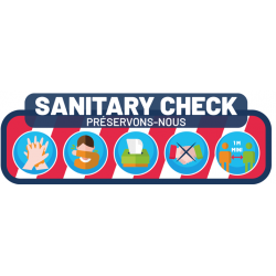 Sanitary check