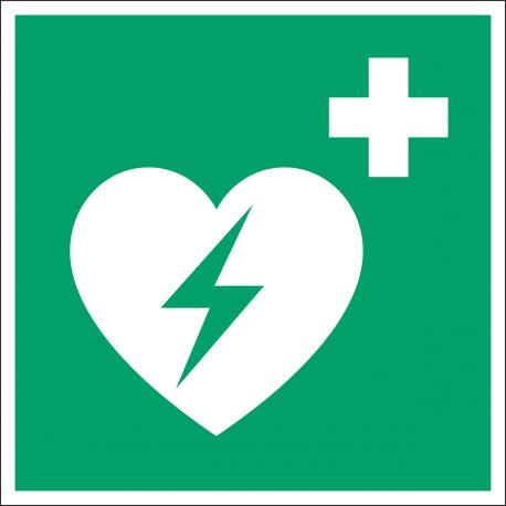 E010 : Défibrillateur automatique externe pour le coeur