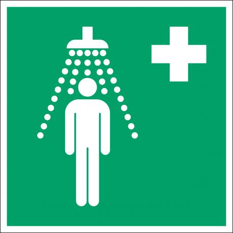 E012 : Douche de sécurité
