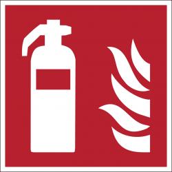 F001 : Extincteur d'incendie