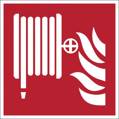 F002 : Robinet d'incendie armé