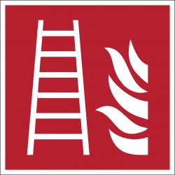 F003 : Echelle d'incendie
