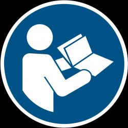 M002 : Consulter le manuel/la notice d'instructions