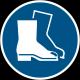 M008 : Chaussures de sécurité obligatoire