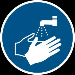 M011 : Lavage des mains obligatoires
